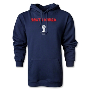 South Korea 2014 FIFA World Cup Brazil(TM) Men's Core Hoody (Navy)