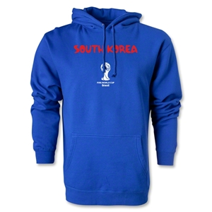 South Korea 2014 FIFA World Cup Brazil(TM) Men's Core Hoody (Royal)