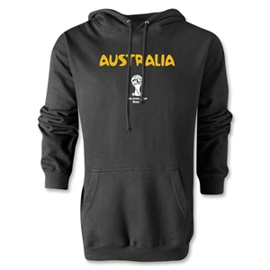 Australia 2014 FIFA World Cup Brazil(TM) Men's Core Hoody (Black)