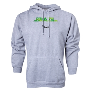 Brazil 2014 FIFA World Cup Brazil(TM) Hoody (Ash Gray)