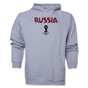 Russia 2014 FIFA World Cup Brazil(TM) Men's Core Hoody (Ash)