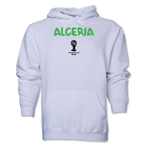 Algeria 2014 FIFA World Cup Brazil(TM) Men's Core Hoody (White)