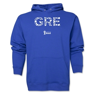 Greece 2014 FIFA World Cup Brazil(TM) Men's Elements Hoody (Royal)