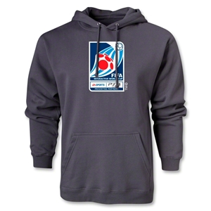 FIFA Interactive World Cup Emblem Hoody (Dark Gray)