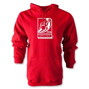 FIFA Interactive World Cup Emblem Hoody (Red)