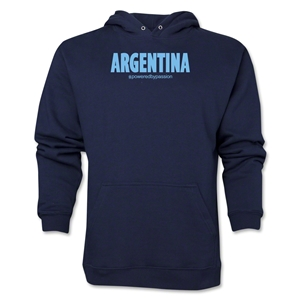 Argentina Powered by Passion Hoody (Navy)