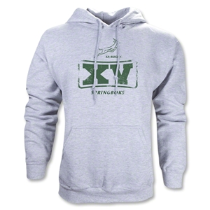 South Africa Springboks 15's Hoody (Light Gray)