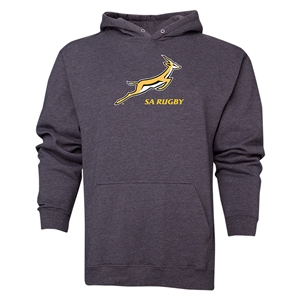 South Africa Springboks Men's Hoody (Dark Gray)