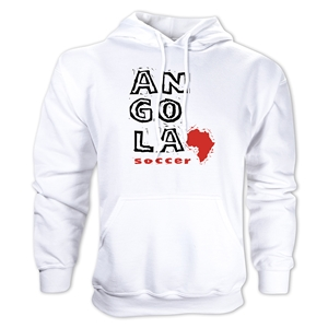 Angola Country Hoody (White)