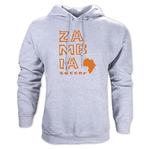 Zambia Country Hoody (Gray)