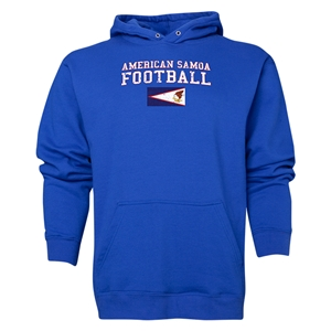 American Samoa Football Hoody (Royal)