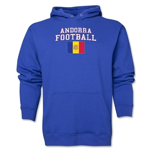 Andorra Football Hoody (Royal)