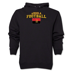 Angola Football Hoody (Black)