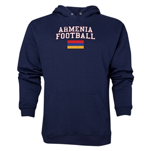 Armenia Football Hoody (Navy)