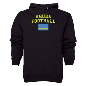 Aruba Football Hoody (Black)