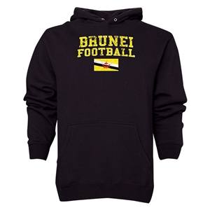 Brunei Football Hoody (Black)