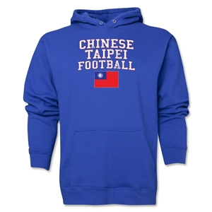 Chinese Taipei Football Hoody (Royal)