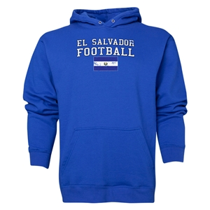 El Salvador Football Hoody (Royal)