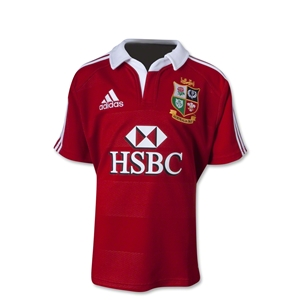 British and Irish Lions 2013 Youth Home Rugby Jersey