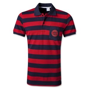 Bayern Munich Originals Stripe Polo