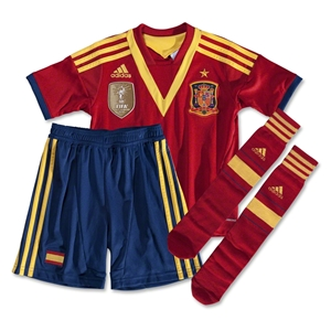 Spain 2013 Home Mini Kit