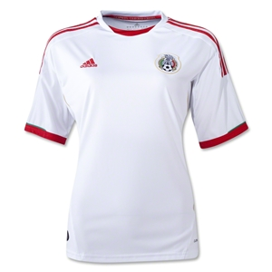Mexico 2013 Women's Third Soccer Jersey