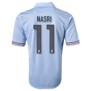 France 2013 NASRI Away Soccer Jersey