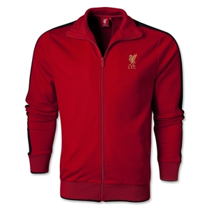 Liverpool Track Jacket (Red)