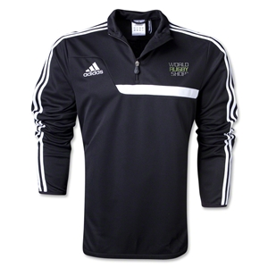 adidas World Rugby Shop Tiro 13 Training Top (Black)