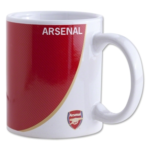 Arsenal Scoop Mug