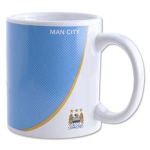 Manchester City Scoop Mug