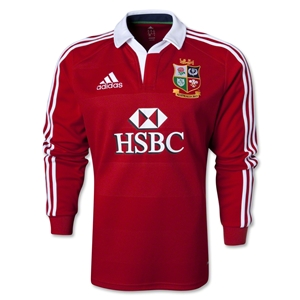 British and Irish Lions 2013 LS Rugby Jersey
