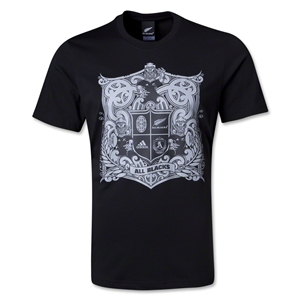 All Blacks Tradition T-Shirt (Black)