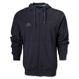 All Blacks Full Zip Supporter Hoody