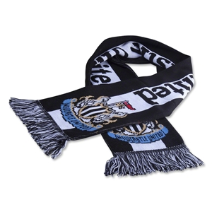 Newcastle United Big Logo Scarf