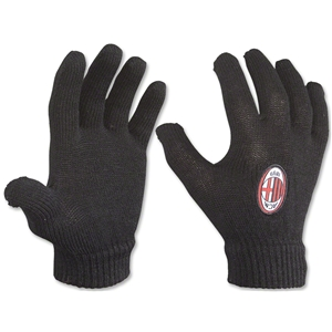 AC Milan Solid Knit Glove