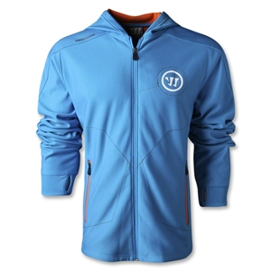 Warrior Performance Full-Zip Sweatshirt (Royal)
