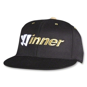 Warrior Winner Cap (Black)