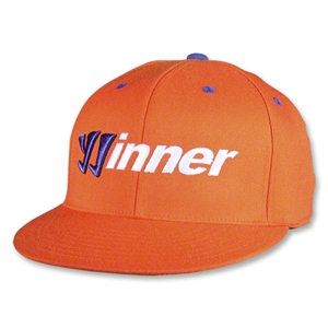 Warrior Winner Cap (Orange)
