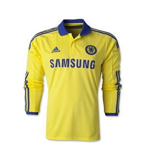 Chelsea 14/15 Youth LS Away Soccer Jersey