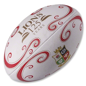 British & Irish Lions 125th Anniversary Rugby Ball
