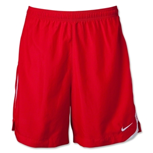 Nike Rio II Game Soccer Shorts (Red)