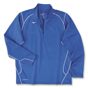 Nike 1/4 Zip Performance Fleece Top (Royal)