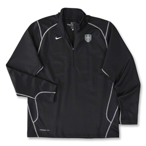 StandUp Nike 1/4 Zip Thermal Top (Black)