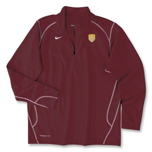 StandUp Nike 1/4 Zip Thermal Top (Cardinal)