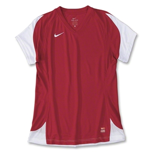 Nike Women's Mystifi Soccer Jersey (Red)