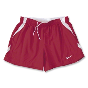 Nike Women's Mystifi Game Soccer Shorts (Red)