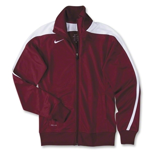 Nike Women's Mystifi Training Jacket (Cardinal)