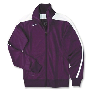 Nike Women's Mystifi Training Jacket (Purple)