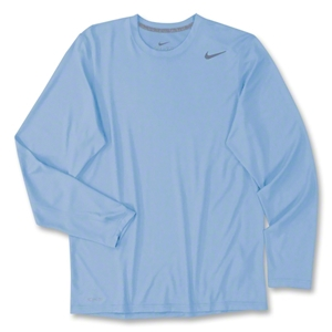 Nike Legend Long Sleeve Poly Top (Sky)